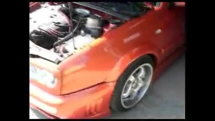 Volkswagen Golf3 Vr6
