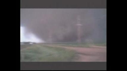 Торнадо в Небраска