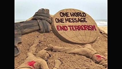 India: Sand artist Sudarsan Pattnaik creates memorial for Orlando victims