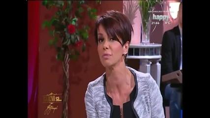 Aca Lukas - Upali svetlo - (LIVE) - Iskreno sa - (TV Happy 02.12.2014.)