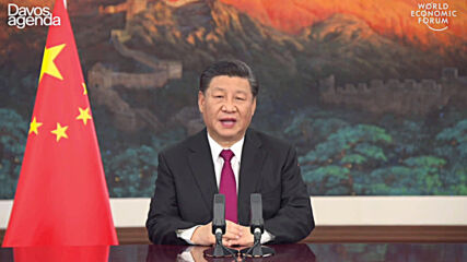 China: Xi calls for closer cooperation to defeat COVID and kickstart global economy in WEF address