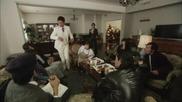 [бг субс] Nazotoki wa Dinner no Ato de - епизод 9 - 2/2