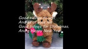 Christmas Songs - We Wish You a Merry Christmas