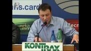 """Международен скандал в Свищовската академия, заради """"проф"""" Адамов 2"""