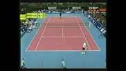Тенис ветерани - Бремен 2008 : Бекер - Едберг | част 2/2