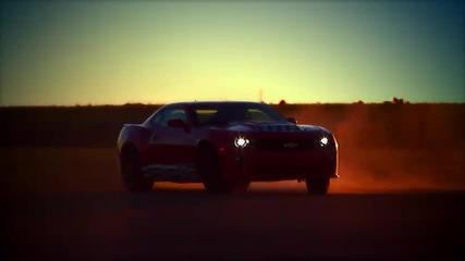 Духът в Колата. The 2012 C A M A R O - Z L 1