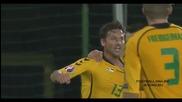 Литва 1:0 Естония 09.10.2014
