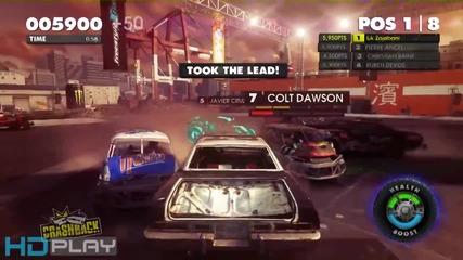 Dirt Showdown - Gameplay Part 4 Knockout