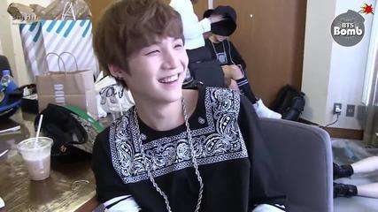 Bts - Sing Taeyang - Eyes, Nose, Lips