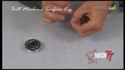 Bolt Machine Surface Rig Tied - Kevin Nash Rig Evolution
