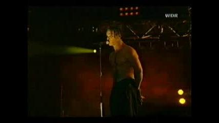 Rammstein - Wollt Ihr Das Bet In Flammen Seh