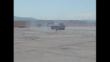BMW e30 Въртене