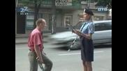 Голи и Смешни Скрита Камера Полицайка Без Пола