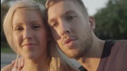 Ellie Goulding ft. Calvin Harris - I Need Your Love ( Official New Video) + Превод