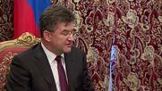 Russia: Lavrov meets Slovak FM Lajcak to discuss trade