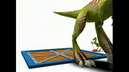 Капан За Динпозаври