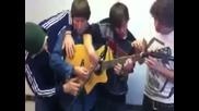 4 - ма на една китара
