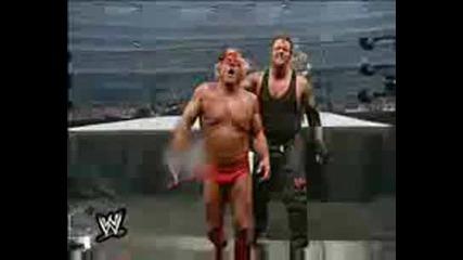 The Undertaker Vs. Ric Flayer