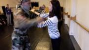 Защита от крошета - курс самозащита #1 - майор Франц - док. видео - Проект Самозащита