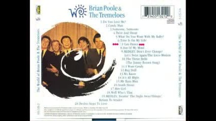 Brian Poole & The Tremeloes - I Want Candy