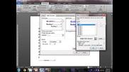 Microsoft Word 2010 - Lesson 3 [bg audio]