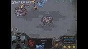 Starcraft Rush - Scv Attack