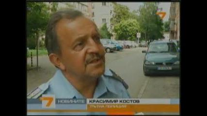 Дремливото шофиране виновно за тежките Птп!!! Тв 7 Новините 04.08.2011