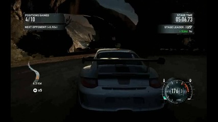 Need For Speed The Run (rockville) (my Gameplay)
