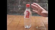 Уникално!!!трик с бутилка от кока - кола и пакетче кетчуп