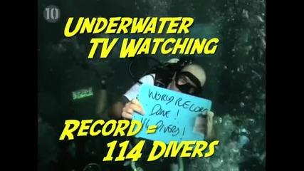 Топ 10 Най-безумните рекорди :)