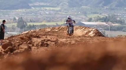 Epic James Stewart Supercross Practice