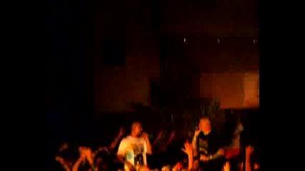 Delinquent Habits - Sick Syde Drop Live Bg