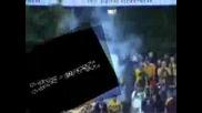 Pyroshow Dinamo Dresden Ultras