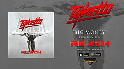 Tyketto - Big Money ( Official Audio)