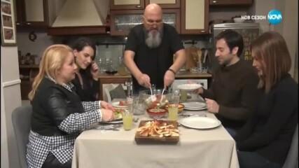 Иво Казасов посреща гости - Черешката на тортата (04.02.2019)