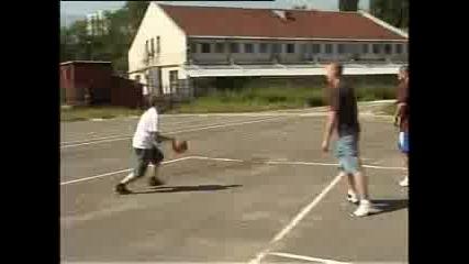 Хората От Гетото Срещу Мм Баскетболен Мач