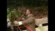 Triple H В Шоуто На Карлито (part 2/2)