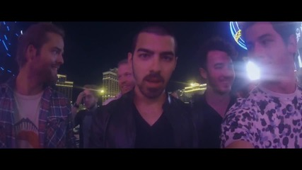 1080p - Jonas Brothers - First Time - Официално видео ;pp
