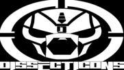Dissecticons - Житейски Mortal Combat (Официално аудио)