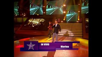 In Vivo - Marina PINK MUSIC FESTIVAL NAJAVA