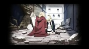 Ed and Winry - Apologize