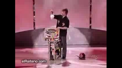 Americas Got Talent - Mark Faje