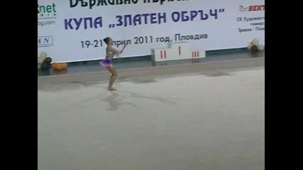 Кристяна Чалмас - Въже 2011г.