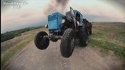Трактористи в Русия - Я Твой Колхозник! ( Фермер Артур!)