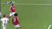 Марсиал се разписа в дебюта си за Юнайтед