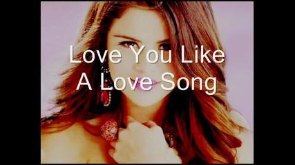 Mix от песни на Selena Gomez