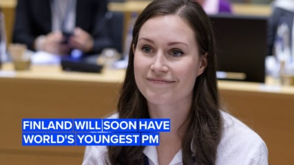 Finland's about to have the world's youngest Prime Minister