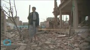 Saudi-led Air Strikes on Yemen Cities Kill 16: Houthis