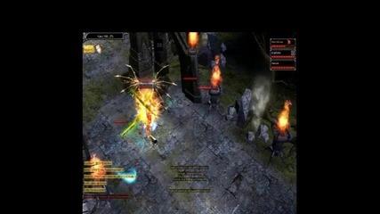 Devilmu Molten Armageddon2 - Fatal 4 Way