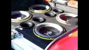 Мощна аудио система в кола!